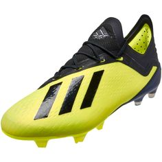 best service 302f4 64301 adidas X 18.1 FG – Solar Yellow Black White