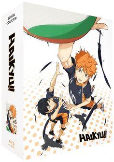 Haikyu!! - Intégrale Saison 1 - Edition Collector Limitée   - BLU-RAY