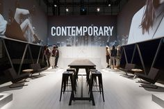 Tom Tailor Stand at Modefabriek 2015 by DITTEL | ARCHITEKTEN GmbH, Amsterdam   The Netherlands trade fairs