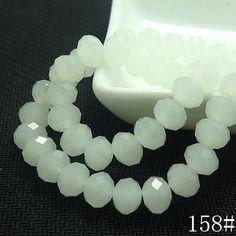 Cheap Commercio all'ingrosso 40 pz 8mm rondelle sfaccettato cristallo giada porcellana di vetro borda allentati porcellana bianca, Compro Qualità Perline direttamente da fornitori della Cina:   [Xlmodel]-[prodotti]-[18313]   Nuovo        [Xlmodel]-[foto]-[0000]   Lista foto        [Xlmodel]-[custom]-[18294]   P