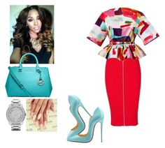 """Church"" by cogic-fashion ❤ liked on Polyvore"