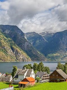 Undredal, Norway  This Scandinavian village is set in the heart of the UNESCO World Heritage site Naeroyfjord. Undredal's claim to fame: Goats roam around the grassy village freely, providing milk for the town's namesake cheese.