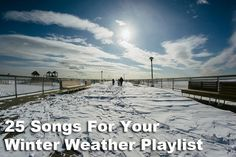 Whether you huddle indoors tonight or stroll among the street lamps, below you'll find 25 wonderful chilly weather songs to get the mood just right.