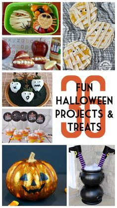 Share Tweet + 1 Mail Welcome to Day 22 of the 31 Days of Halloween! So you might remember during last week's Eat. Create. ...