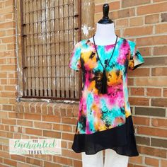 Giverny Tunic S-3XL