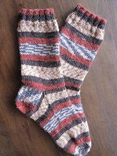 Ravelry: First Time Socks - Magic Loop Technique pattern by Mimi Kezer free pattern