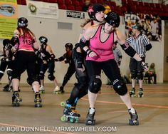 Roller Derby Strategy: Defending against the power jam