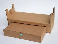 Картинки по запросу делаем сами мебель для Барби из пластиковых бутылок и коробок