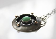 Belinda Saville, The Mosaique Necklace