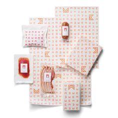 hagiwara #branding #identity #butcher #packaging