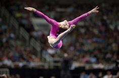 Kyla Ross (2012 Olympic Trials, San Jose)