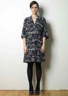 Mercy Liberty fabric dress