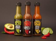 Alderson's Sauces on Packaging of the World - Creative Package Design Gallery