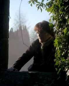 """Sam Heughan as Jamie Fraser in Outlander on Starz 