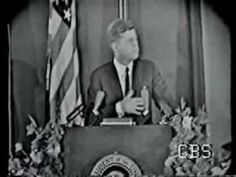 CBS News Live Coverage of The Assassination of President Kennedy Part 6 (6:30 P.M - 7:30 P.M) - YouTube