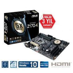 ASUS VGA+DVI+HDMI DDR4 USB3.1 USB Type-C ATX  #pc #alışveriş #indirim #trendylodi  #bilgisayar  #bilgisayarbileşenleri  #teknoloji