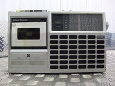 Radio Cassette Recorder | Luvdby - discover. share. collect