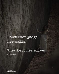 Dont even judge anyone cuz u havent lived life the way they lived True Quotes, Words Quotes, Wise Words, Motivational Quotes, Inspirational Quotes, Sayings, Jolie Phrase, Word Porn, Found Out