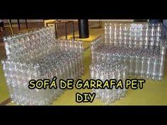 Help-Us Sustentabilidade - Poltrona de Garrafas Pet, PASSO-A-PASSO - YouTube