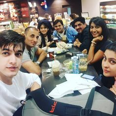 #LoveinGreece #yrkkh #yehrishta #airportselfies""