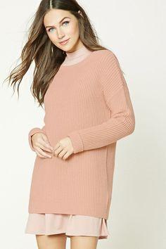 Purl Knit Sweater