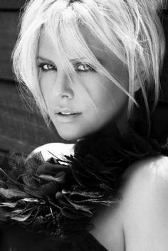 Charlize Theron...                                                       …