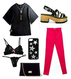 """""""Untitled #121"""" by micaelagrau on Polyvore featuring Rodo"""