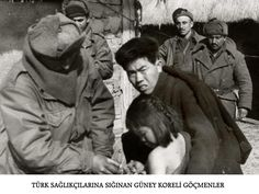 Kore Savaşı Fotoğrafları - Korean War Photos - Turk Askerleri - Turkish Army - Sağlıkla ilgili resimler - Health Service 35