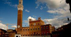 Stunning views of Siena #Italy #Toscana