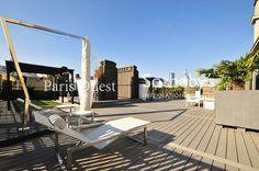 Exceptional terrace, penthouse - Paris, Neuilly