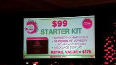 Paparazzi by Magnolia Charms: New Paparazzi Starter Kits!