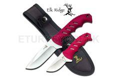 Elk Ridge ER-532PK Fixed Blade Knife SET