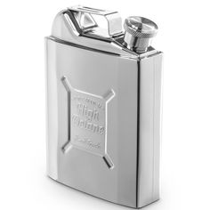 Final Touch Gas Can Hip Flask. Hip flask in shape of a gas lighter can be great for festivals season. #festivalseason #flask #funnygift