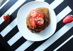 Fit+pancakes+–+pyszne,+puszyste+placki/naleśniki+[PRZEPIS]