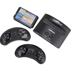 Sega Megadrive Plus 40 Games at Argos.co.uk - Your Online Shop for Gadgets and USB gadgets. Want this!
