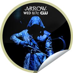 """Arrow isn't the only one hunting down people on the list. Thanks for watching. You've just unlocked the """"Year's End"""" sticker. Share this one proudly. It's from our friends at The CW"""