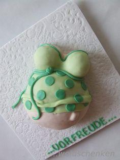 Torte Babybauch klein