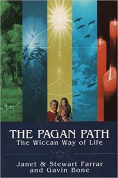 The Pagan Path: The Wiccan Way of Life - Stewart Farrar Pagan Witch, Wiccan, Magick, Witches, Traditional Witchcraft, Witchcraft Supplies, White Magic, Growing Herbs, Coven