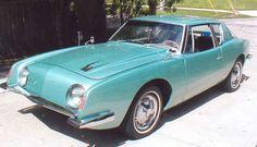 1963 Avanti — Studebaker