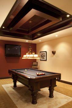 Martin Court ~ Pool Room