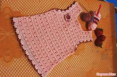 Добрый вечер всем! Вдохновленная замечательным онлайном, связала я вот такую кофточку для пополнения летнего гардероба доченьки.