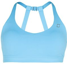 Lorna Jane, Gisele Sports Bra (Sky Blue) $65.99 - available at Lorna Jane, Macquarie Centre