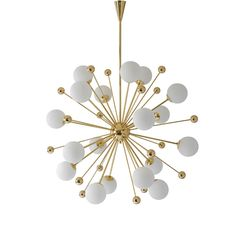 Discover Chandelier 01 Ceiling Lamp - Polished Brass and all Magic Circus Éditions collection on Mohd. Vintage Chandelier, Chandelier Pendant Lights, Chandeliers, Led, Lustre Design, I Love Lamp, Lighting Sale, Suspended Lighting, Luminaire Design