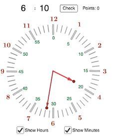 Learn analog and digital clock with this geogebra applet. Digital Clocks, Math Lessons, Coding, Teaching, Education, Digital Watch, Programming, Onderwijs, Learning
