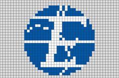 Express Scripts Holdings Pixel Art from BrikBook.com #Logo #Fortune500 #ExpressScriptsHoldingCompany #Healthcare #Pharmaceuticals #pixel #pixelart #8bit Shop more designs at http://www.brikbook.com