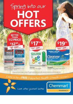 Chemmart Catalogue 18 August - 7 September 2016 - http://olcatalogue.com/chemmart/chemmart-catalogue.html