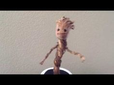 Adorable Dancing Baby Groot