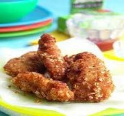 Crispy Chicken Strips (2 Points+ Per Serving)