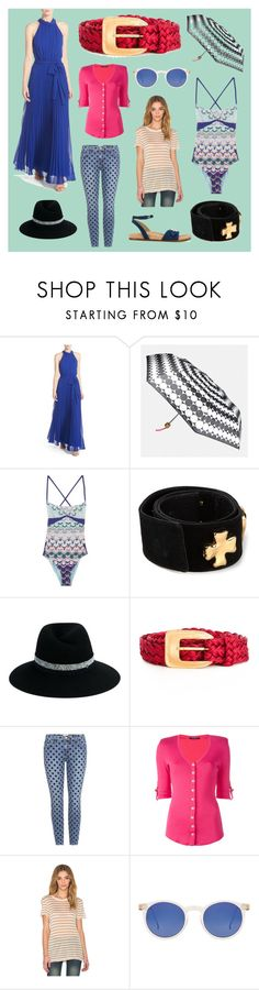 """""""Each Day is a page in your Fashion Story"""" by cate-jennifer ❤ liked on Polyvore featuring Eliza J, Avenue, Missoni, Christian Lacroix, Maison Michel, Yves Saint Laurent, Current/Elliott, Balmain, Sincerely, Jules and Spitfire"""