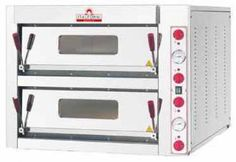 Elektrická pizza pec T2A/I - komplet nerez Electric Pizza Oven, Oven Canning, Cooking Equipment, Catering, Kitchen Appliances, Pizza Ovens, Double Deck, Diy Kitchen Appliances, Kitchen Equipment